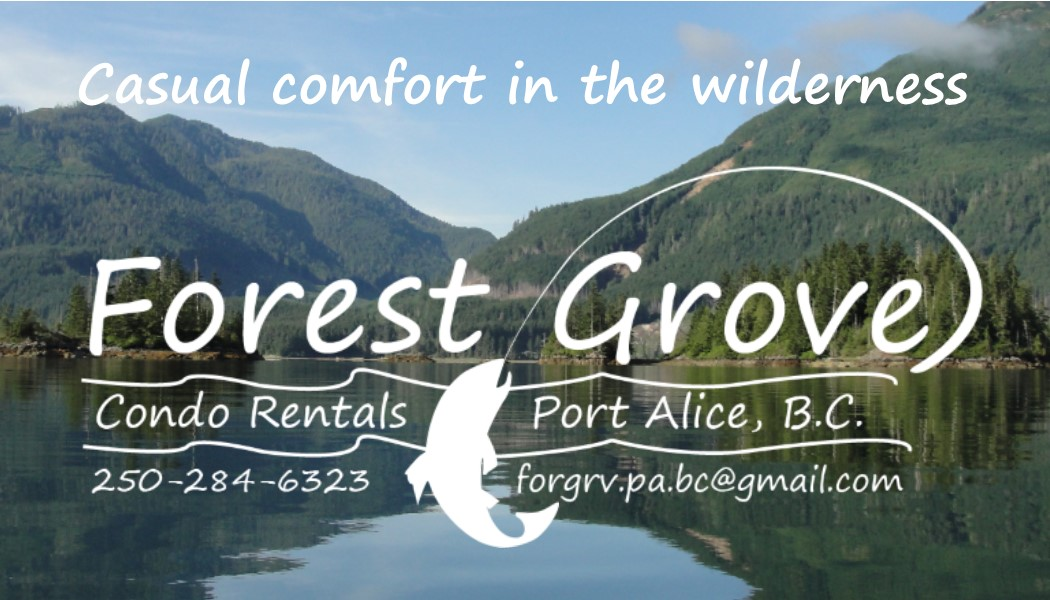 Forest Grove Business Card FRONT